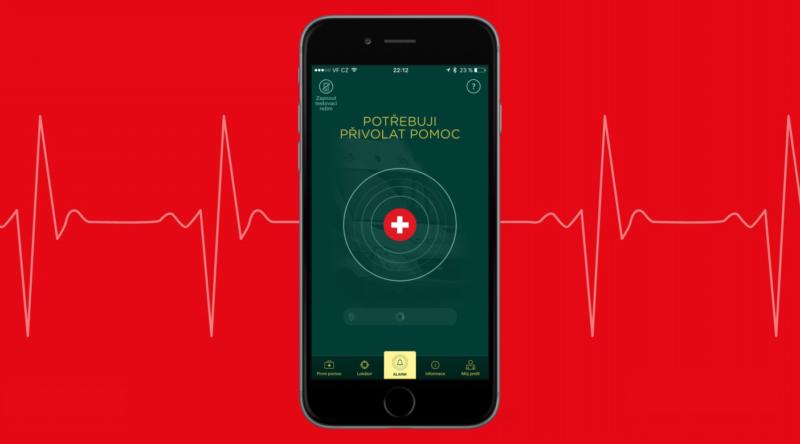 Aplikace Záchranka