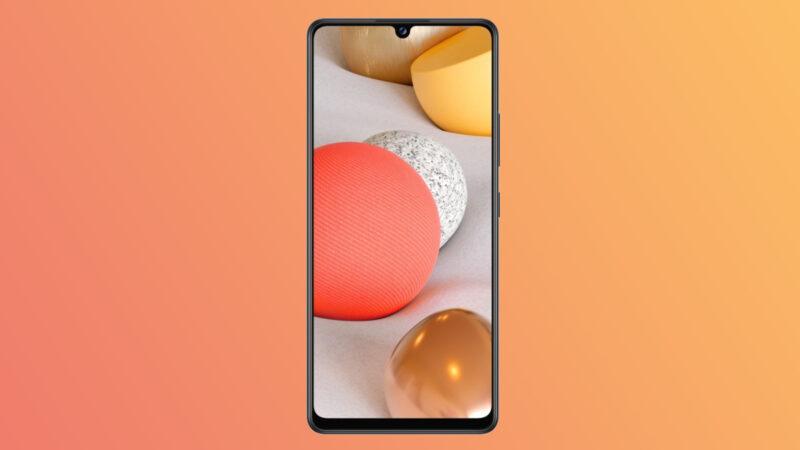 Galaxy A42 | foto: Samsung
