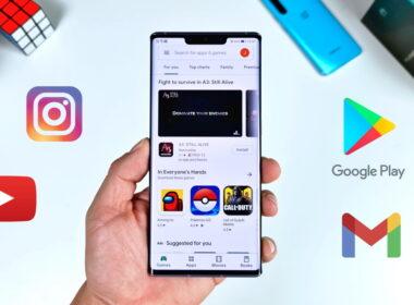 Jak nainstalovat populární Google služby do telefonů Huawei