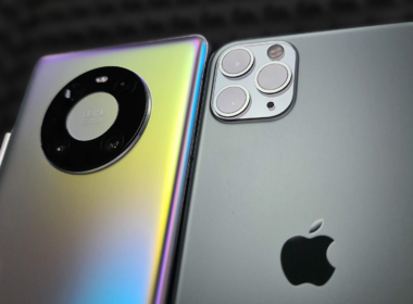 Huawei Mate 40 Pro vs iPhone 11 Pro Max fototest