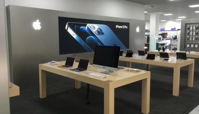 První mimopražský Apple Shop otevřen v plzeňské Alze