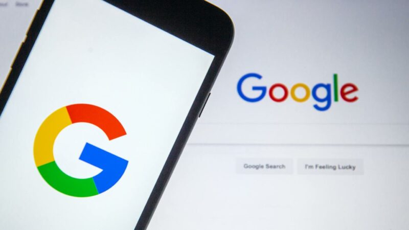 Vyhledávání na Google v roce 2020