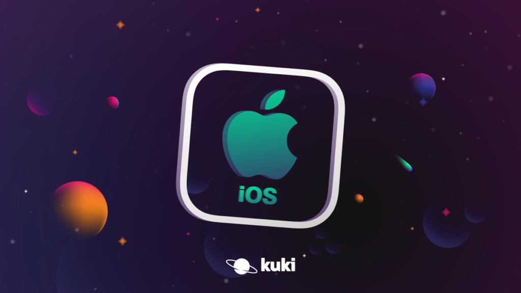 Kuki má novou appku pro iOS