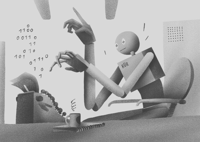 AI: Když robot píše hru
