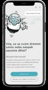 Aplikace Dronald