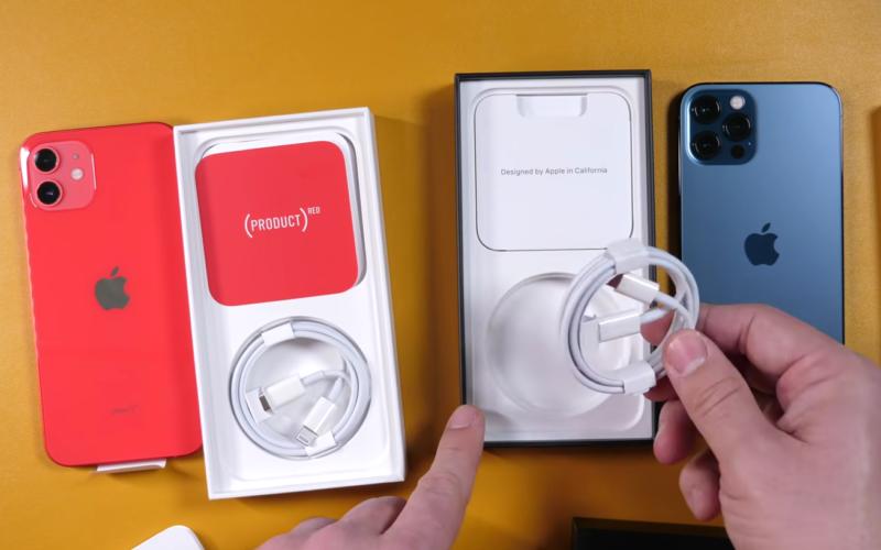 iPhone 13 bez Lightning kabelu