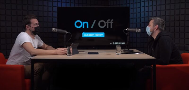 Podcast On/Off Powered by Samsun