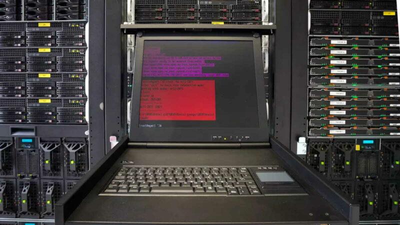 Český superpočítač Ansel