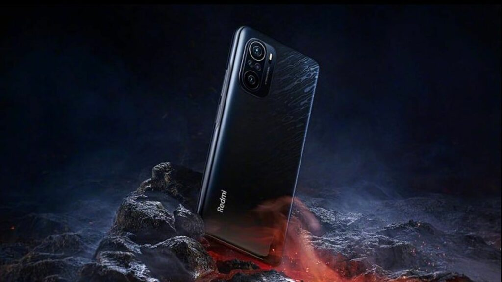 Nové telefony řady Redmi K40