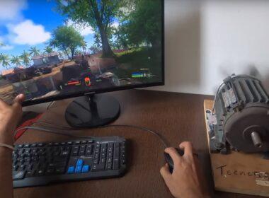 Crysis remastered v podání Youtubera Teenenggr