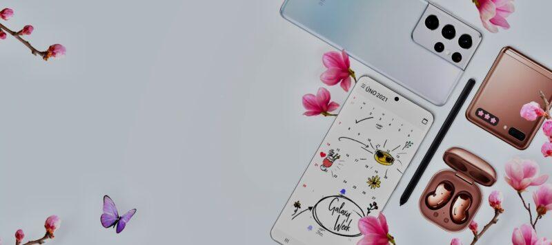 Samsung spouští Galaxy Week