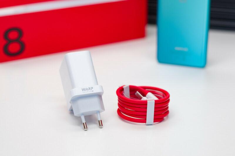 OnePlus a nabíjení baterie