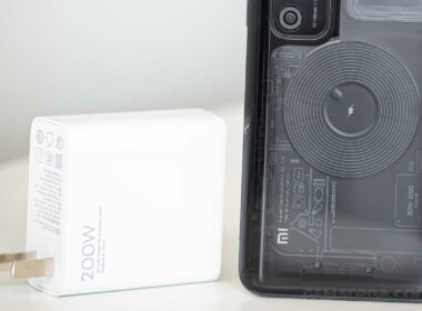 Telefon Xiaomi s rekordním nabíjením 200 W