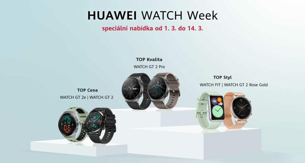 Akce Watch Week