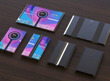 Skládací Xiaomi