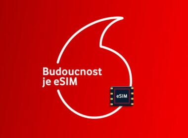 eSIM od Vodafonu