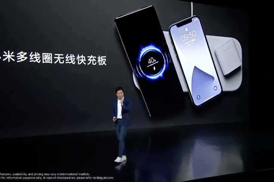 Xiaomi vyrobilo nabíječku AirPower