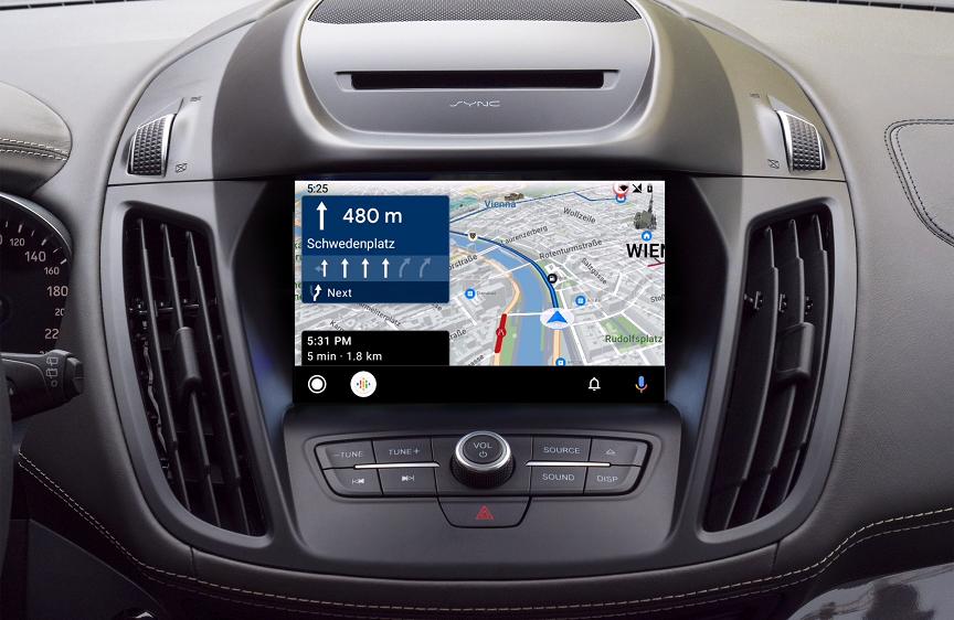 Navigace Sygic GPS Navigation