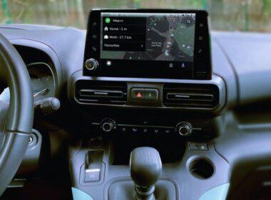 Mapy.cz podporují systém Android Auto