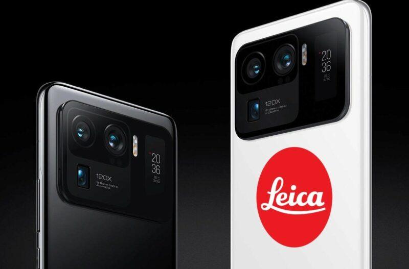 Xiaomi Mi 11 Ultra s Leica