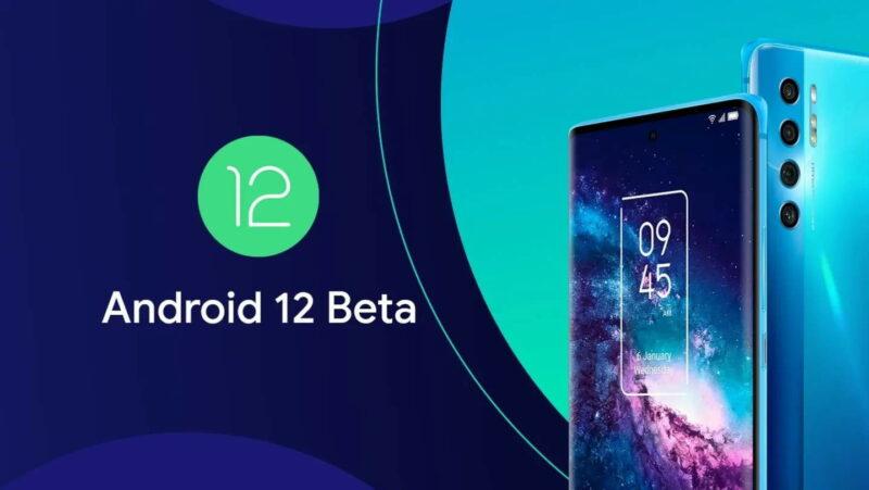 Testování Androidu 12