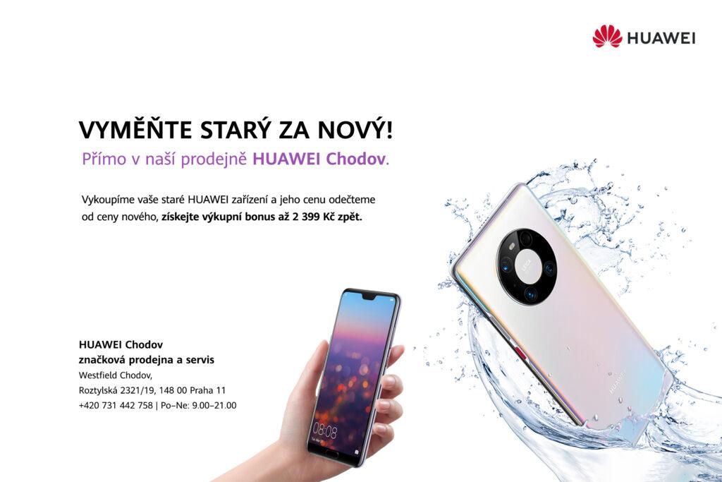Huawei Buy Back