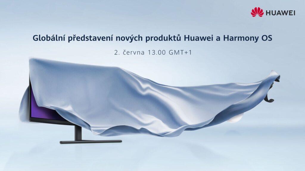 Globální launch nových produktů Huawei a Harmony OS