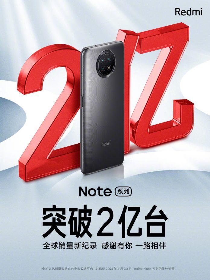 Xiaomi slaví 200 milionů prodaných Redmi Note