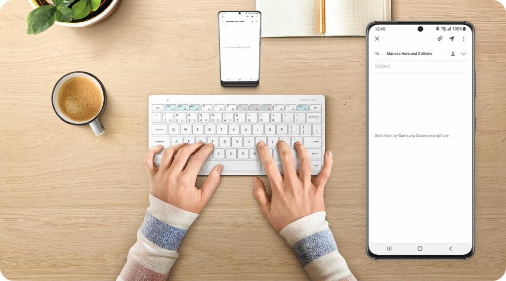 Samsung Smart klávesnice Trio 500