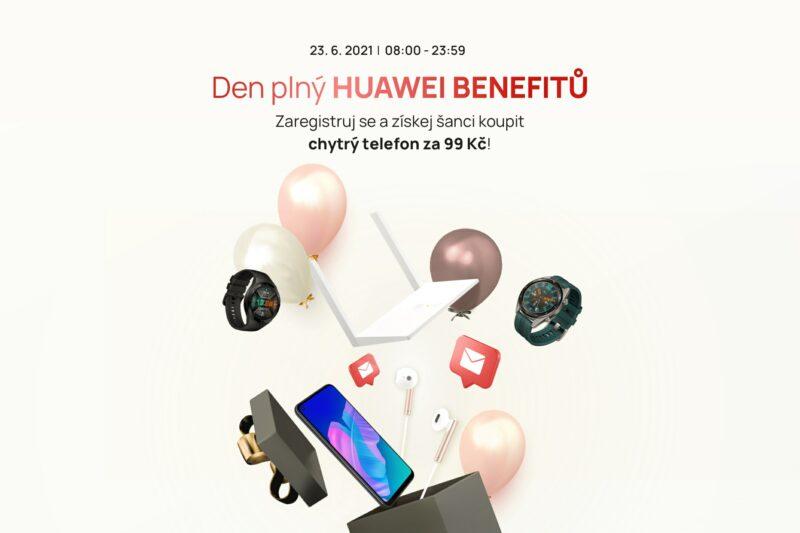 Den plný Huawei benefitů