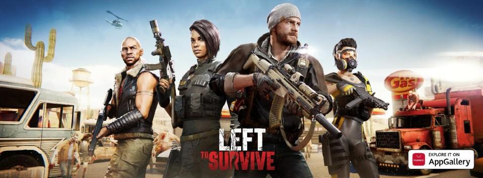 Left 2 Survive