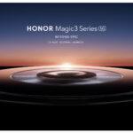 Pozvánka společnosti Honor na premiéru modelu Magic3