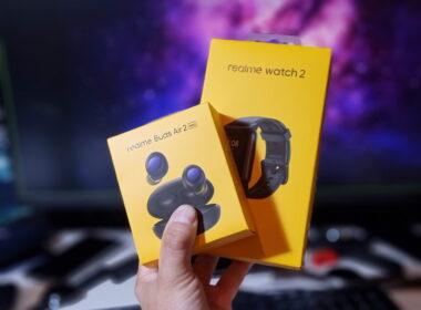Soutěž s Realme o chytré hodinky a bezdrátová sluchátka