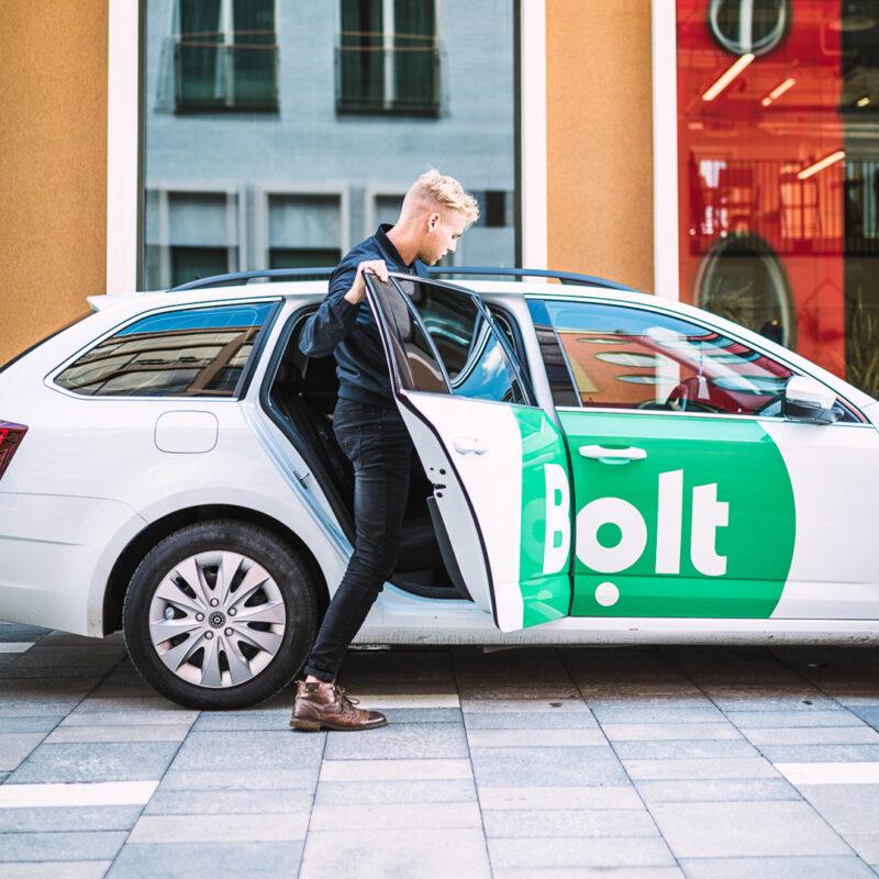 Aplikace Bolt Driver