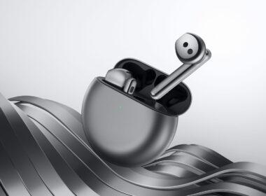 Bezdrátová sluchátka FreeBuds 4