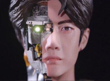 Lahůdka v podání Xiaomi a stavba robota ze součástek telefonů Redmi K40 Pro