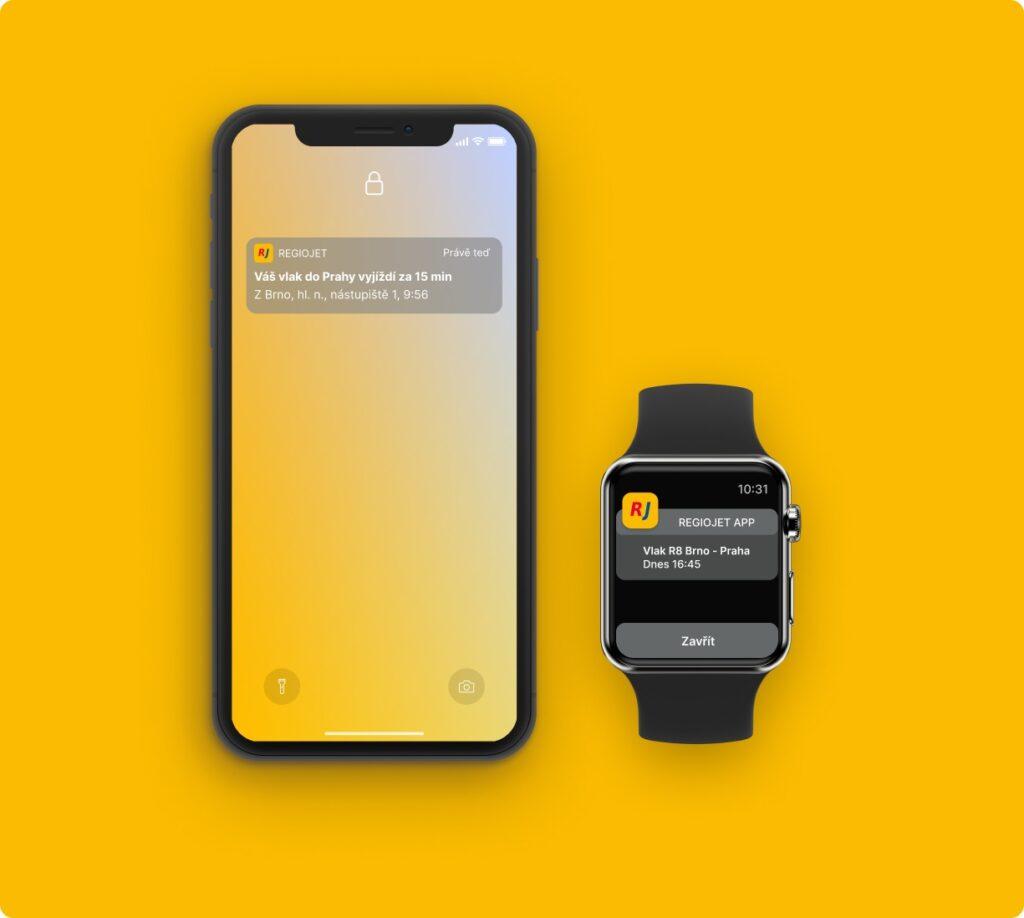 Nový web a mobilní aplikace RegioJet