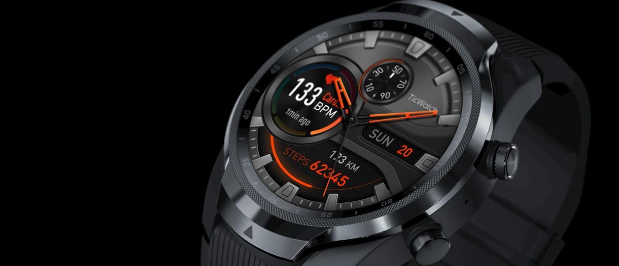 TicWatch Pro 2020 Pro 3 GPS