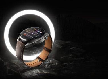 Chytré hodinky Huawei Watch 3