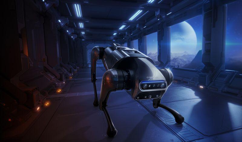 Robotický pes Xiaomi CyberDog