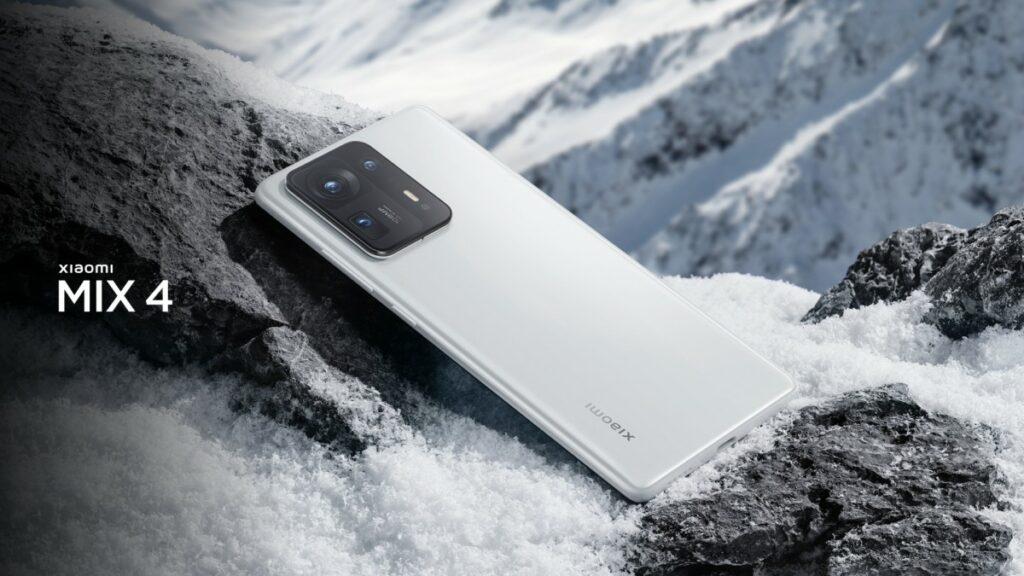 Chytrý telefon Xiaomi MIX 4