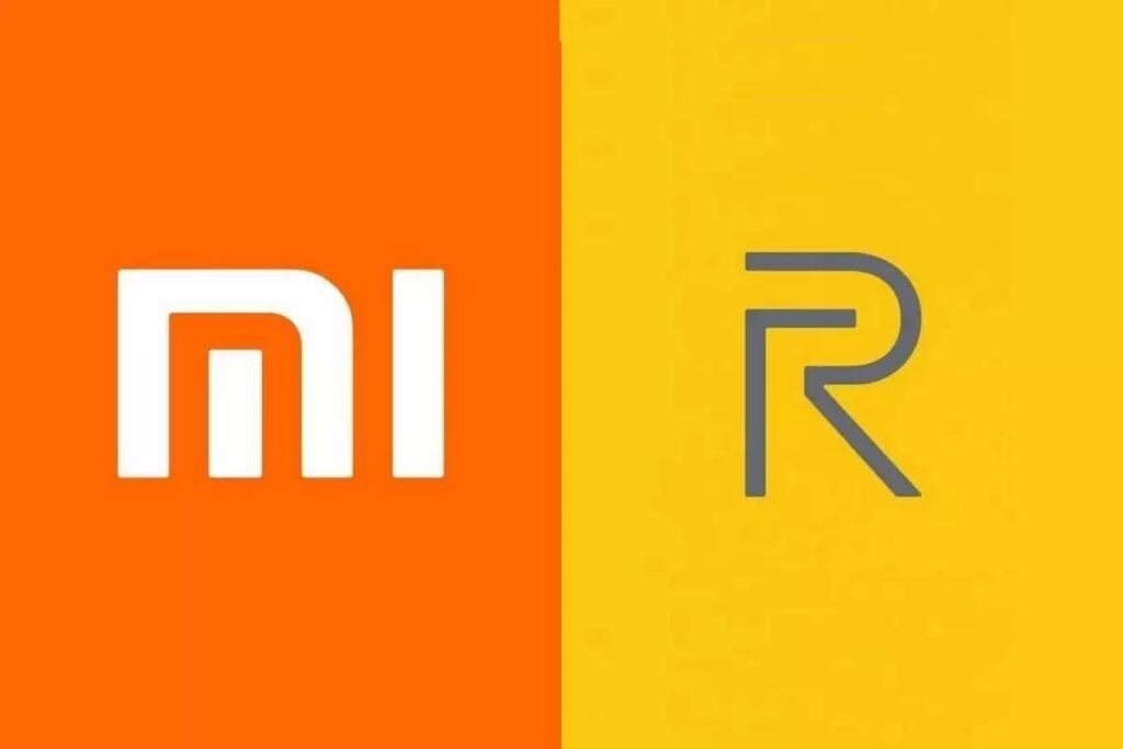 Xiaomi se pustilo do Realme