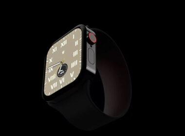 chytré hodinky Apple Watch Series 7