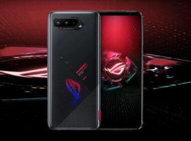 Asus ROG Phone 5s (Pro)