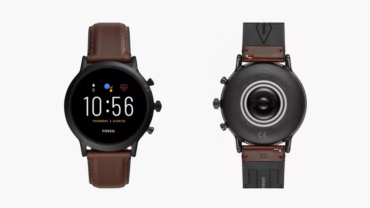Chytré hodinky Fossil Gen 5