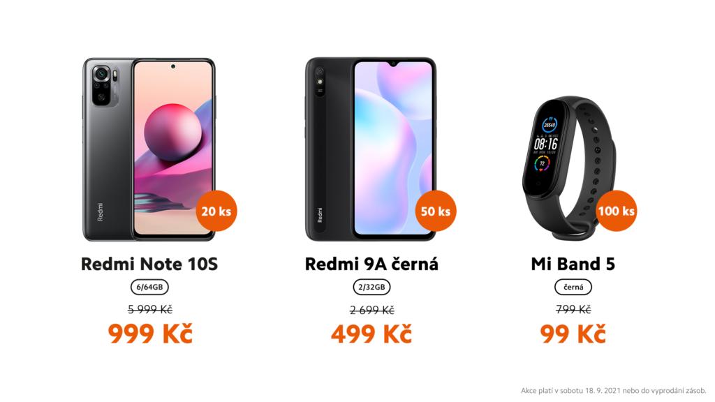 Xiaomi nabídne telefony za 499 Kč. Otevírá novou prodejnu v Plzni