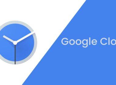 Aplikace Google Hodiny