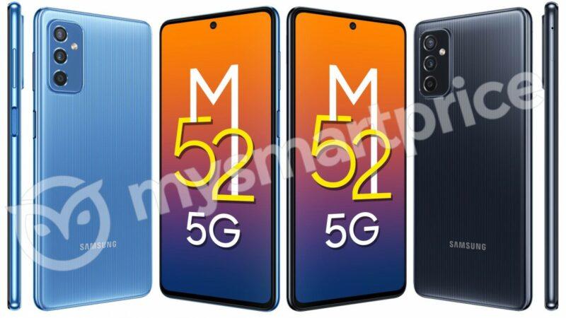 Samsung Galaxy M52 G