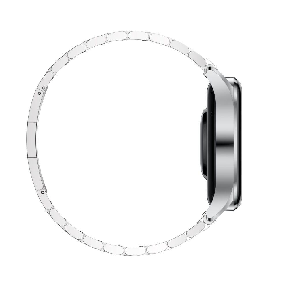 Huawei Watch 3 s luxusním řemínkem z nerezové oceli