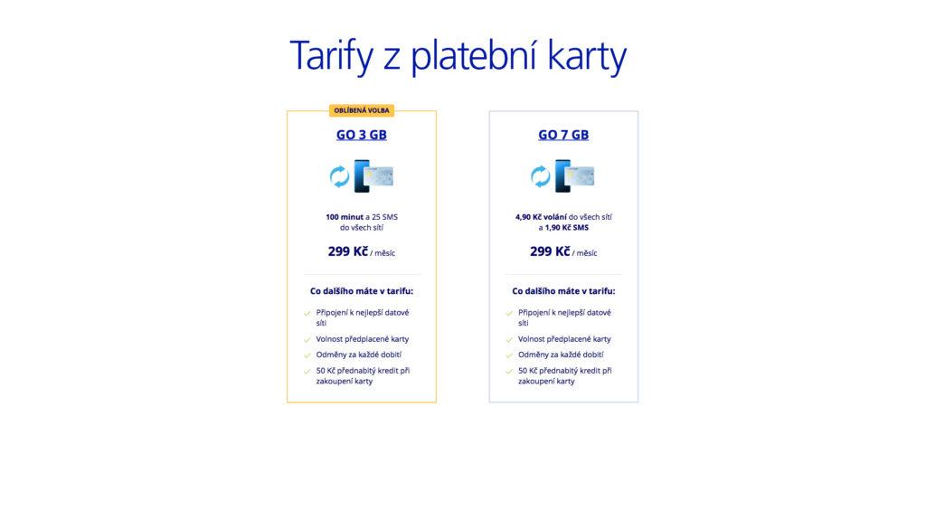 O2 představilo nové tarify, které v sobě spojují výhody paušálu a volnost předplacené karty